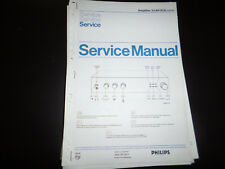 Original Service Manual Philips  22AH302L