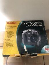 KODAK DC265 Zoom 1.6 Mega Pixels Digital Camera With 16MB Compact Memory Card