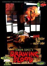 Drawing Blood (DVD, 2000) Kirk Wilson WORLDWIDE SHIP AVAIL