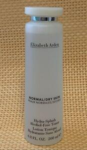 Elizabeth Arden Hydra-Splash Alcohol-Free Toner Normal/Dry Skin 6.8 fl oz NEW