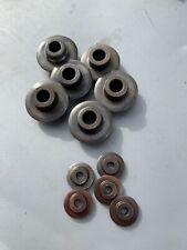 New listing Ridgid pipe cutter wheel 1&2 Thin 514 And Ridgid Hd 11 Pc Lot