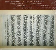 BENJAMIN KOPPEL  the poetic principle  MIROSLAV VITOUS