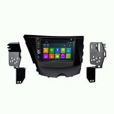 DVD GPS Navigation Multimedia Radio and Dash Kit for Hyundai Veloster 2013