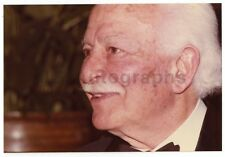 Arthur Fiedler - Vintage Candid Photo by Peter Warrack - Previously Unpublished