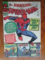 The Amazing Spider-Man 38   Last Ditko Issue