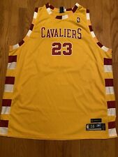 Reebok Cleveland Cavaliers Hardwood Classic Lebron James Authentic Jersey