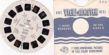1950 Sawyer's Viewmaster Reel The Eskimos Alaska #309