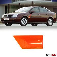 Seitenblinker Blinkerleuchte Blinklicht für Opel Vectra C 2002-2008 Gelb Links