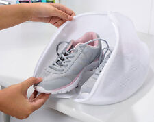 Laundry Net For Shoes Washing Clothes Protects Footwear Mesh Zipper