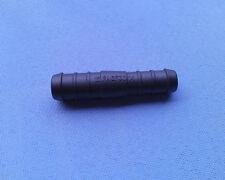(2778) 1x Schlauchverbinder RGV 14 mm / 16 mm / 74mm gerade reduziert schwarz