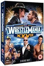WWE - Wrestlemania XXVII 3 DVD Box Set Wrestling 27 W.W.E. WWF Wrestle Mania