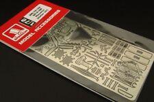 Brengun 1/72 SA-316B Alouette etch for Heller # 72122