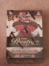 2015 Panini Prestige Football Cards Box (Retail) Winston and Mariota Rookies???