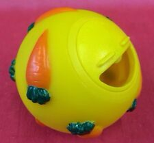 Rabbit Guinea Pig Rat Hamster Treat Ball Treat Dispenser Interactive Toy 3 Inch