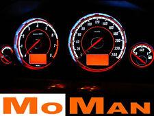 FORD MONDEO MK3 plasma tacho glow gauges dials tachoscheiben white el INDIGLO !!