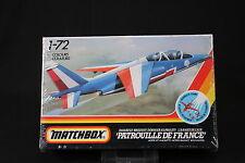 YN074 MATCHBOX 1/72 maquette avion PK-5 Dassault Breguet Dornier Alpha Jet FR