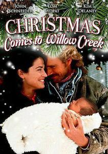 CHRISTMAS COMES TO WILLOW CREEK John Schneider  DVD NEW