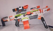 Nerf Modulus Motorized Blaster System With Multiple Accessories