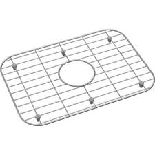 """Elkay GBG2115SS Basin Rack 17-1/2"""" x 12"""" with Drain, Stainless Steel"""