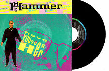 "M.C. HAMMER - HAVE YOU SEEN HER - EEC PRESSING 7"" 45 VINYL RECORD PIC SLV 1990"