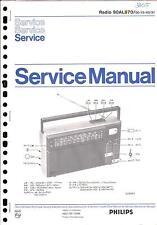 Philips Original Service Manual für  90 AL 870