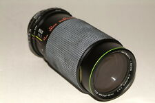 Olympus OM fit Hanimex f4.5 80-200mm lens