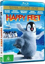 Happy Feet (Blu-ray, 2007)