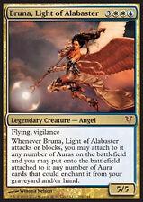 HELVAULT OVERSIZED PROMO Bruna, Light of Alabaster MTG MAGIC AVR Eng