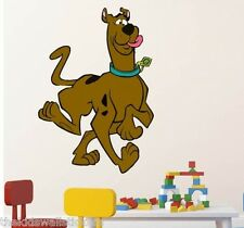 New Scooby Doo dog Wall Sticker Bedroom  Decal Vinyl Girls Art Gift GIANT 33""