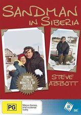 Sandman In Siberia (DVD, 2005) - Region 4