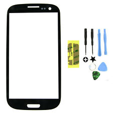 Black Screen Glass Lens Replacement for Samsung Galaxy SIII S3 i9300+Tool