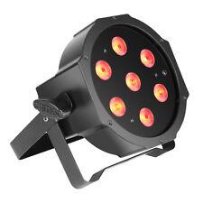Cameo CLPFLAT1TRI3W LED FLAT PAR CAN TRI 3W 7 x 3 W TRI Colour Scheinwerfer SPOT