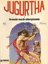 JUGURTHA 03 - DE NACHT VAN DE SCHORPIOENEN