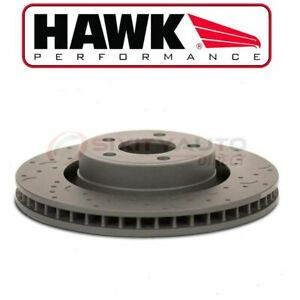 Hawk Front Disc Brake Rotor for 2007-2016 Ford Expedition - Braking Tire of