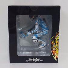MINICHAMPS VALENTINO ROSSI 1/12 FIGURINO MOTOGP MUGELLO 2001 L.E.3996 PCS RARE