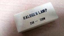 HALOGEN LAMP 24V 150W PROJECTOR / LAMPE HALOGENE PROJECTEUR NEUVE/NEW