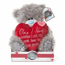 "Me to You 9"" I Love You More Than The Day Before Valentines Plush - Tatty Teddy"
