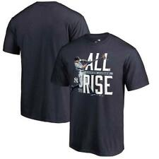 Aaron Judge New York Yankees All Rise Fanatics T-Shirt ADULT