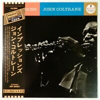 John Coltrane Impressions Impulse! IMP-88067 OBI JAPAN VINYL LP JAZZ
