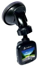 Cobra cdr-820Dashcam Action Camera, Ultra Compact, Black