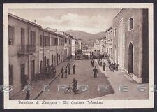 RIMINI MORCIANO DI ROMAGNA 03 CORRIERA Cartolina 1941 ALTEROCCA