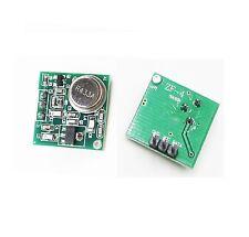 1PCS NEW Practical DC 9V-12V Wireless FM Transmitter Board Module 433MHz  UK