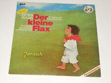 James Krüss - DER KLEINE FLAX - Hörspiel LP - RCA / Felix Lochnase CL 29 819