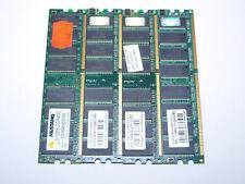 Modulo de Memoria RAM 512 MB DDR 400Mhz Varios fabricantes