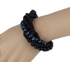 Karabinerverschluss Modeschmuck-Armbänder mit Perlen (Imitation)