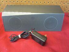 Altec Lansing iMW725 inMotion Air Wireless Bluetooth Speaker -Gray w Power Suppy