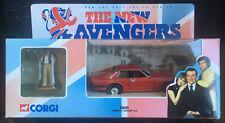 CORGI 57405 GAMBIT'S JAGUAR XJS THE NEW AVENGERS MIB.
