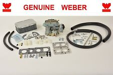 JEEP CJ YJ 6 CYL GENUINE WEBER 32/36 DGEV ELEC CHOKE CARBURETOR KIT K551 WK551
