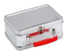 Universal Metallkoffer Modellbau Werkstatt Spielzeug Koffer Aufbewahrung Box