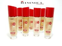 Rimmel Lasting Finish Foundation 25 Hour with Comfort Serum 30 ml - Pick a Shade